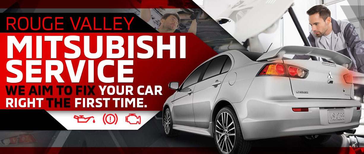 Mitsubishi Service Promotions, Rouge Valley Mitsubishi
