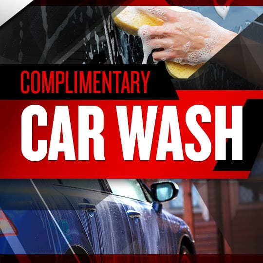 Service Department, Complimentary Car Wash, Rouge Valley Mitsubishi, Scarborough, Ontario