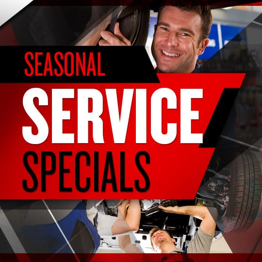 Service Department, Service Specials, Rouge Valley Mitsubishi, Scarborough, Ontario